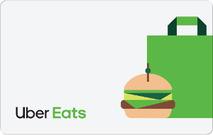 Uber Eats Gift Cards