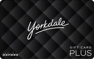 Yorkdale Mall, Toronto (Oxford Plus) Gift Card