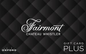 Fairmont Chateau Whistler (Oxford Plus) Gift Card