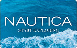 Nautica Gift Card