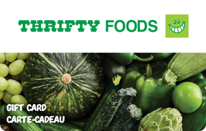 Thrifty Foods Gift Card