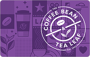 The Coffee Bean & Tea Leaf® Gift Card